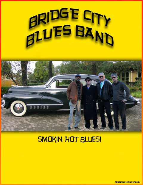 The Bridge City Blues Band