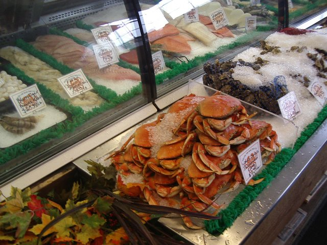 Pacific NW Best Fish Market & Cafe