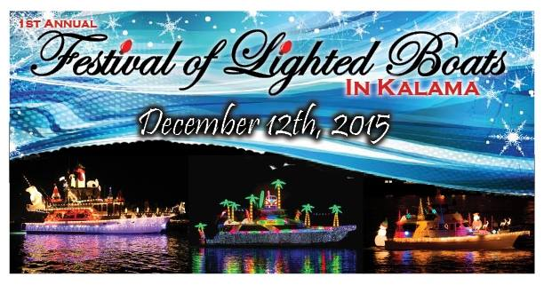 Festival of Lighted Boats
