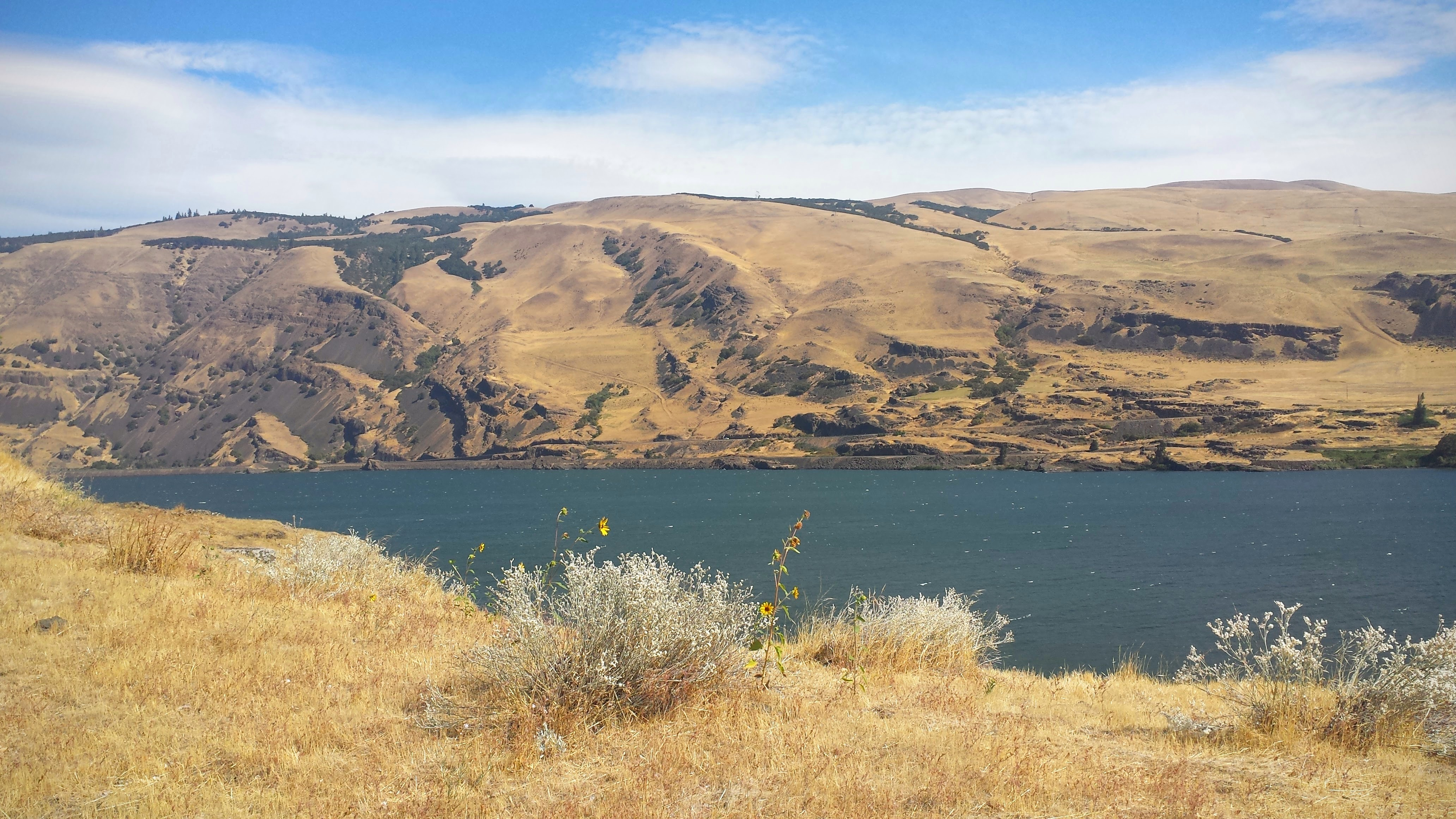 Columbia River, The Dalles, Oregon