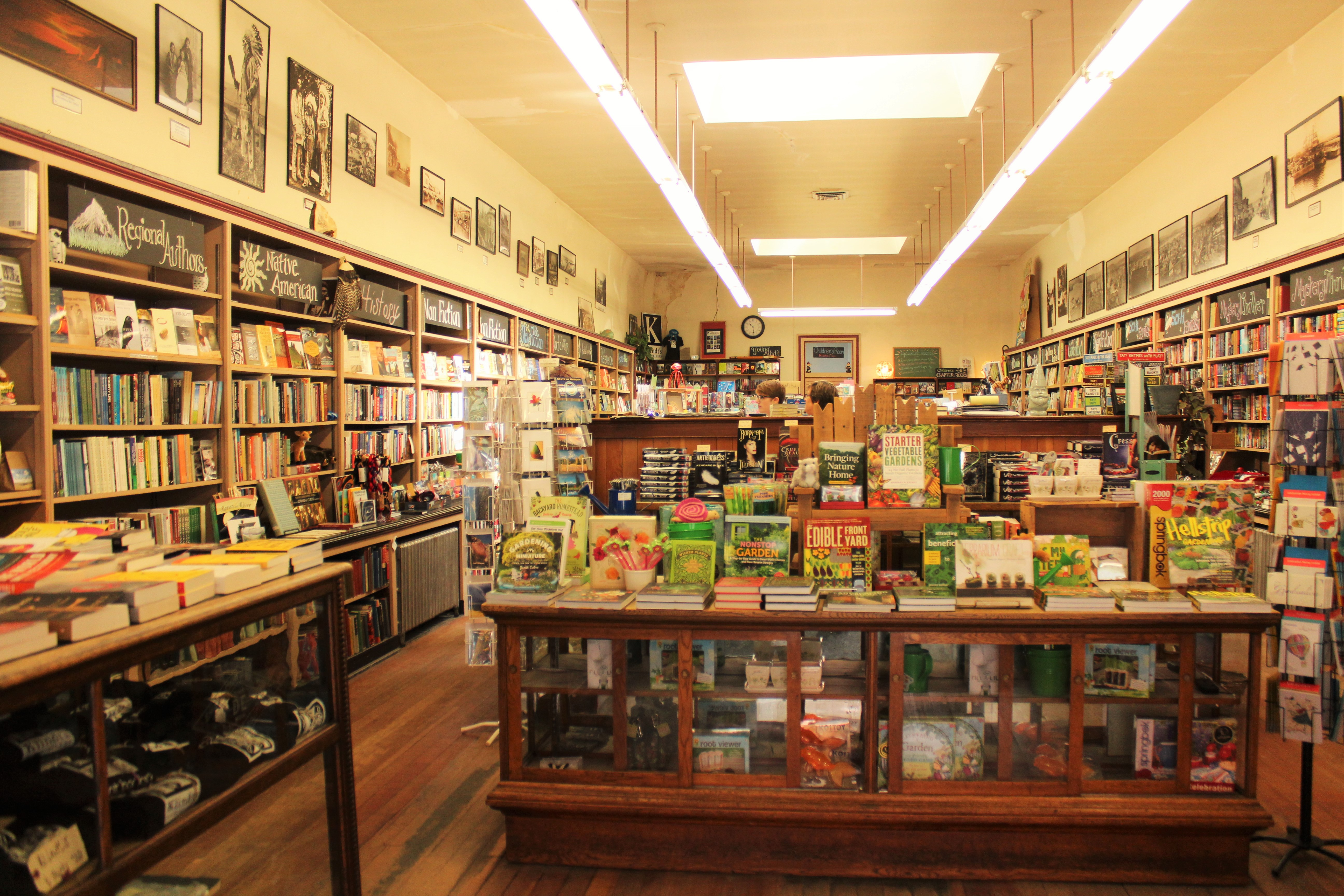Klindts Booksellers, photo by Carrie Uffindell