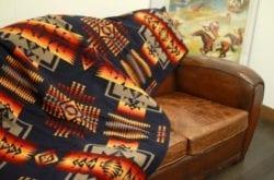 Pendleton woolen mills northwest style blanket
