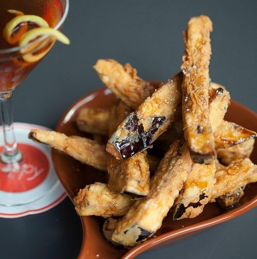 Eggplant Fries at Poppy. Photo by Restaurant