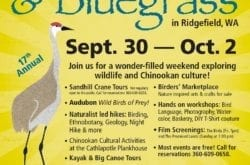Birdfest & Bluegrass
