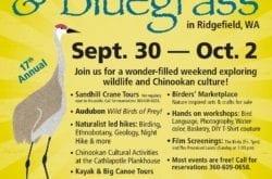 Birdfest & Bluegrass