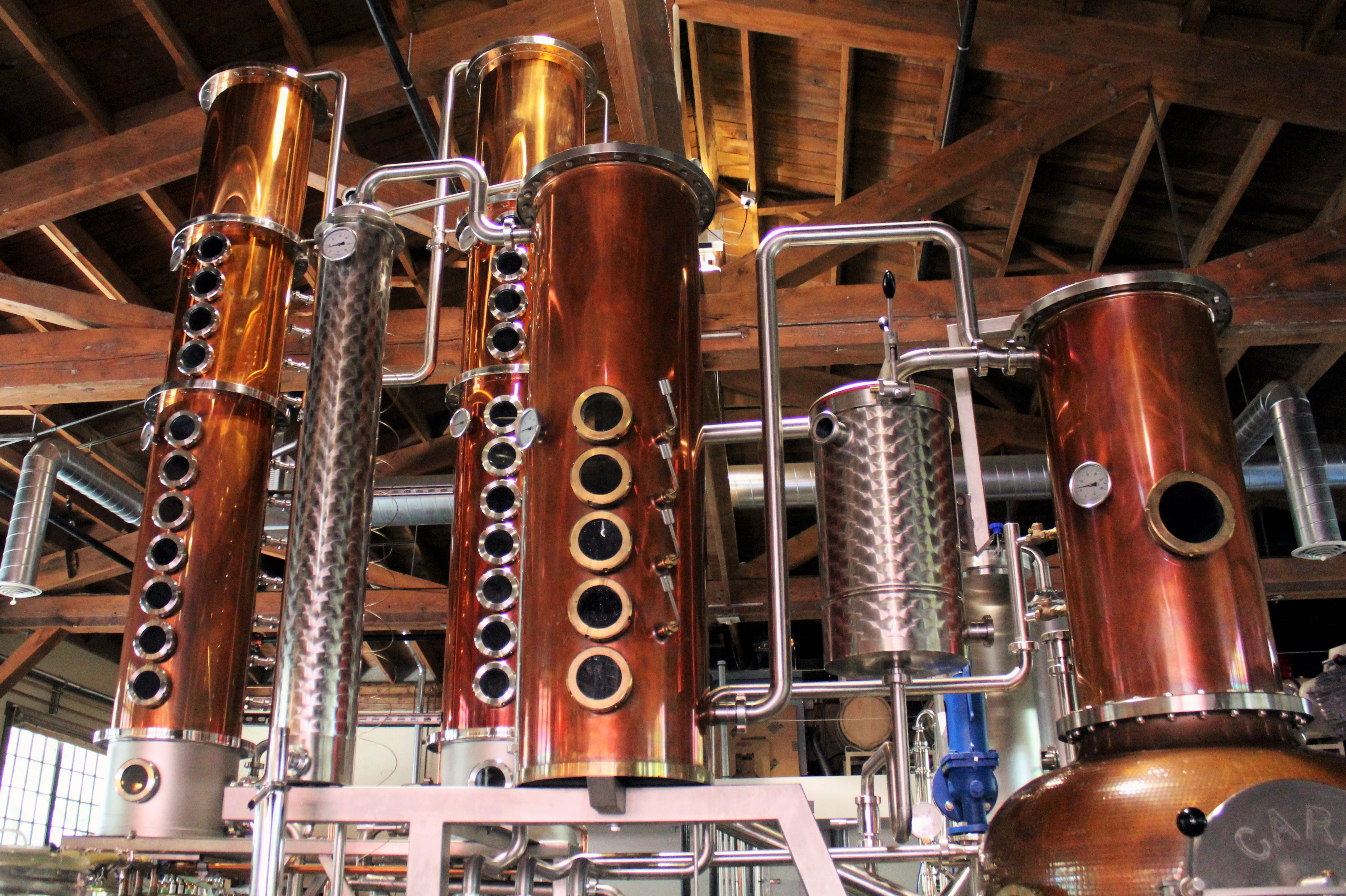 Copper Stills photo by Carrie Uffindell