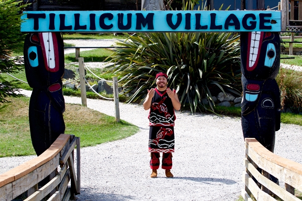 Tillicum Village Excursion