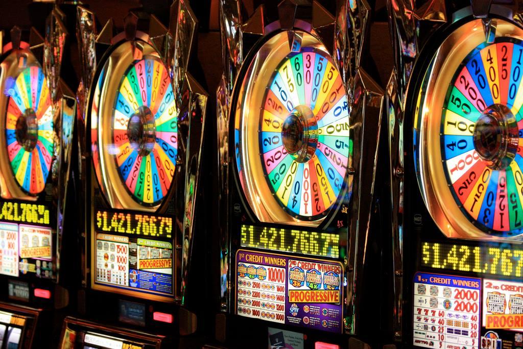 Emerald Queen Casino slot machines