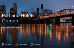 Kimpton Hotels, Portland, OR