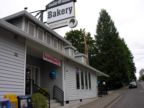 Sadie and Josie's Bakery
