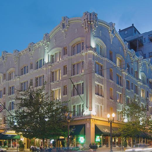 Sentinel Hotel, Portland OR