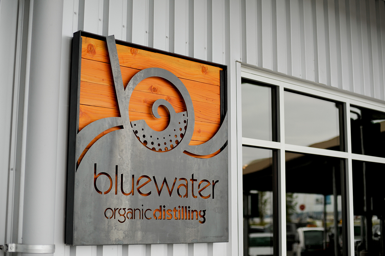 Bluewater Organic Distilling