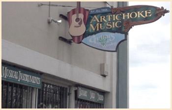 Artichoke Music