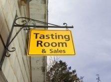 Golden Distillery Tasting Room