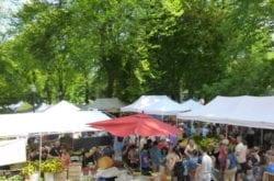Portland Farmer's Market at PSU