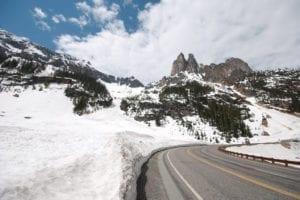 Washington Pass Overlook – North Cascades Scenic Highway, Washington