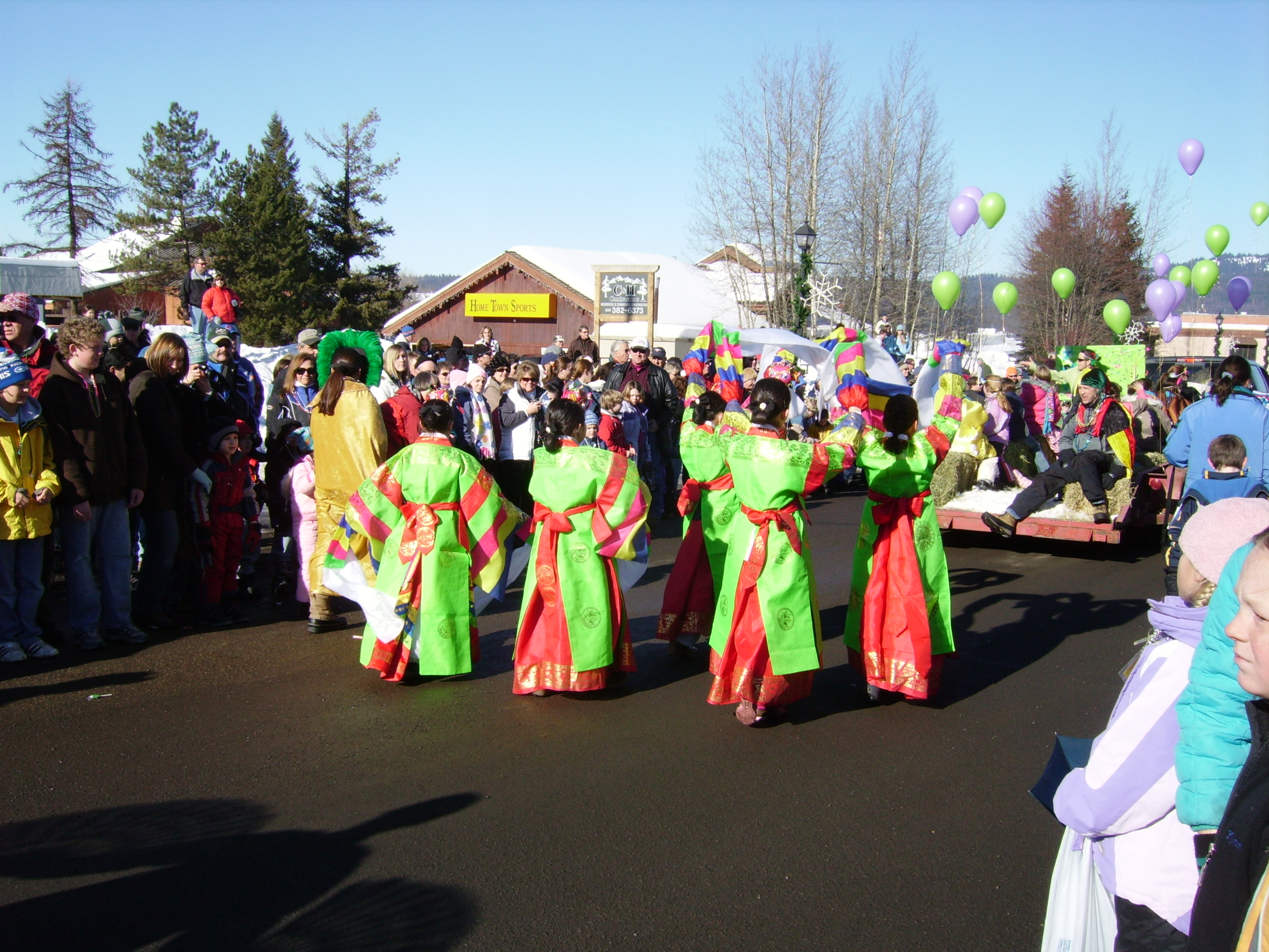 McCall Winter Carnival photo by Brent via Flickr Creative Commons
