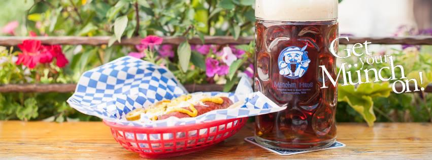 Munchen Haus Bavarian Grill