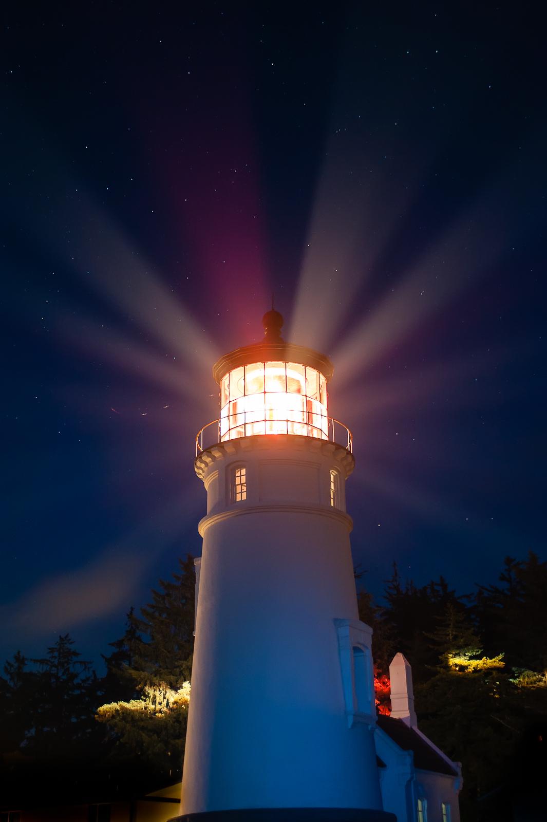 umpqua river light