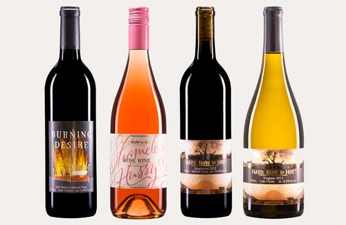 Hard Row to Hoe Vineyards