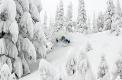 Schweitzer Mountain Resort Idaho
