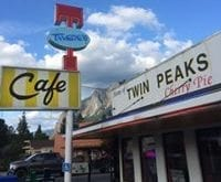 Tweede's Cafe - North Bend, Oregon