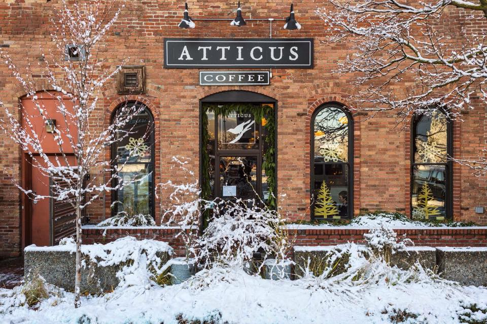Atticus Coffee & Gifts, Spokane, WA