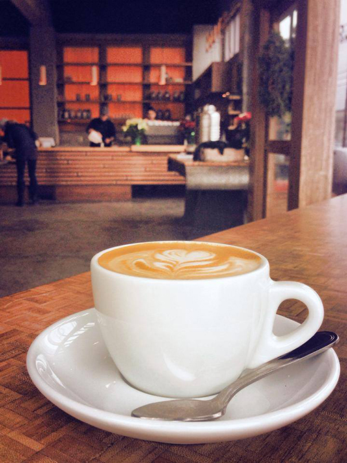 Coava Coffee - Portland, OR