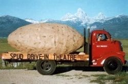 Spud Drive-In Theater