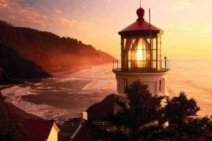 The Oregon Coast: Ideal for Lighthouse Lovers