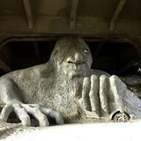 Fremont Troll, Seattle, WA