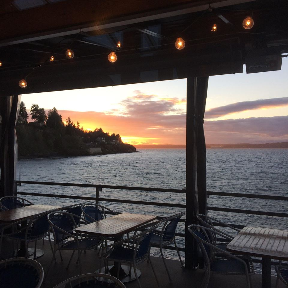 Ray's Boathouse, Seattle, WA