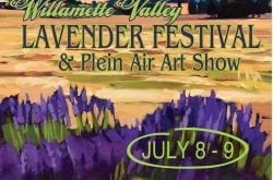 Williamette Valley Lavender Festival