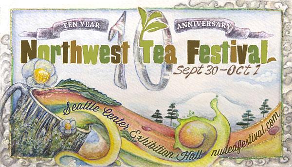 NW Tea Festival - Seattle, WA