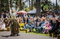 Oregon Renaissance Faire 2017