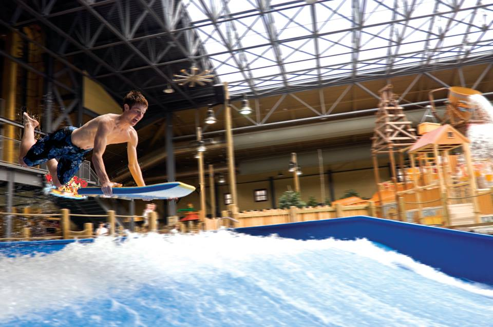 Silver Rapids Indoor Water Park