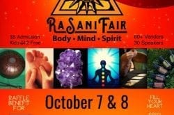 RaSani Fair, Albany, OR