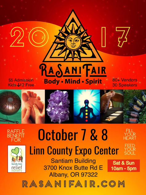 RaSani Fair, Albany, OR