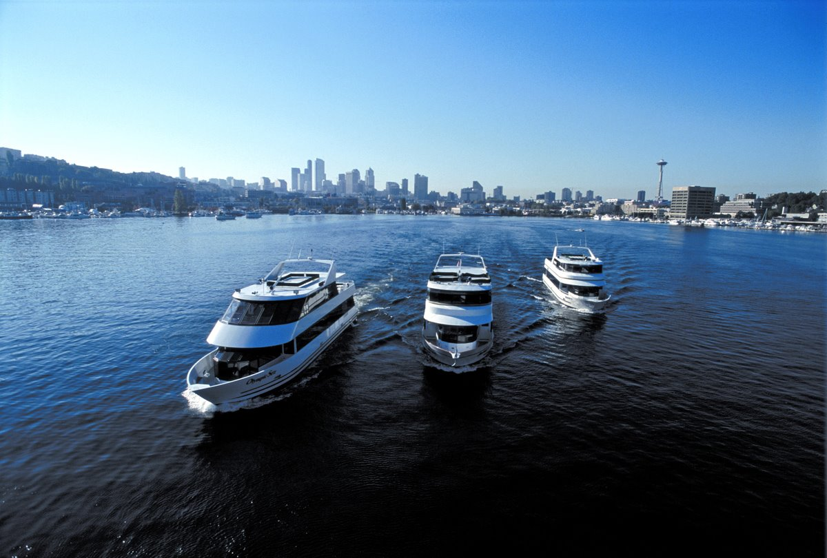 Waterways Cruises, Seattle, WA
