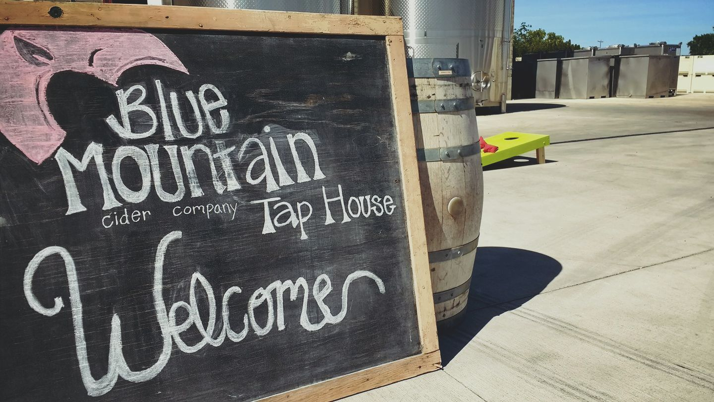 Blue Mountain Cider Company, Milton-Freewater, OR