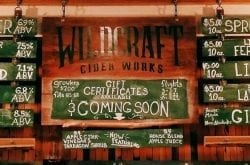 WildCraft Cider Works, Eugene, OR