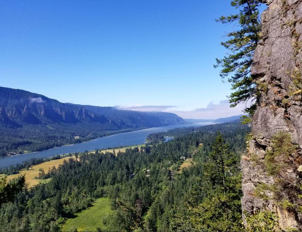 Beacon Rock State Park: Best of the Northwest Photo of the Week