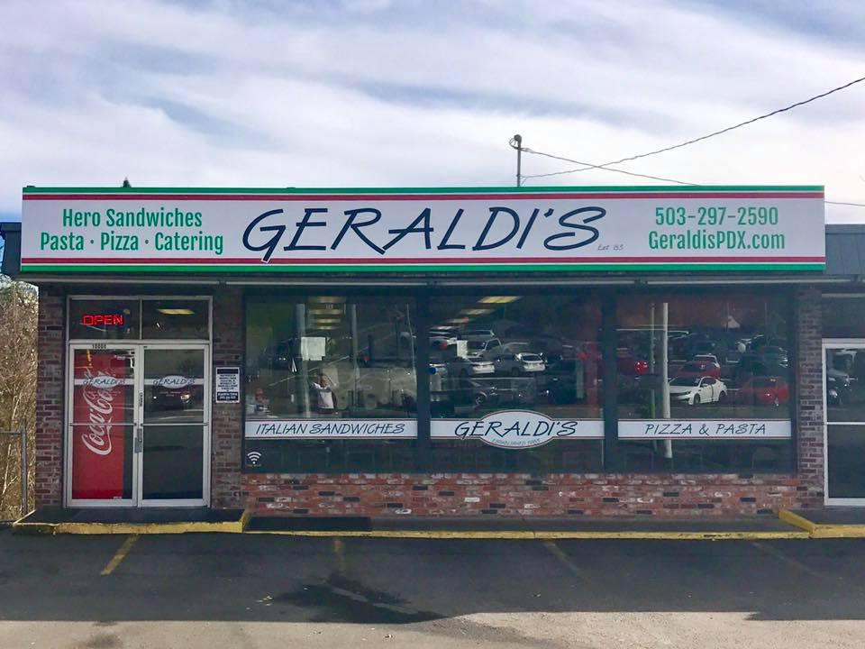 Geraldi's, Portland, OR