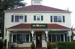 Maple Street Grille, Florence, OR