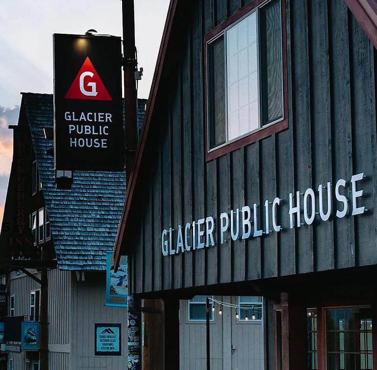 Glacier Public House oregon