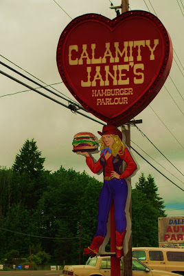 Calamity Jane's, Sandy, OR