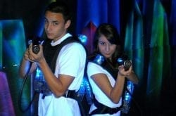 Ultrazone Laser Tag, Milwaukee, OR