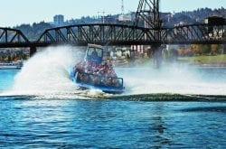 Willamette Jetboat Excursions, Portland, OR