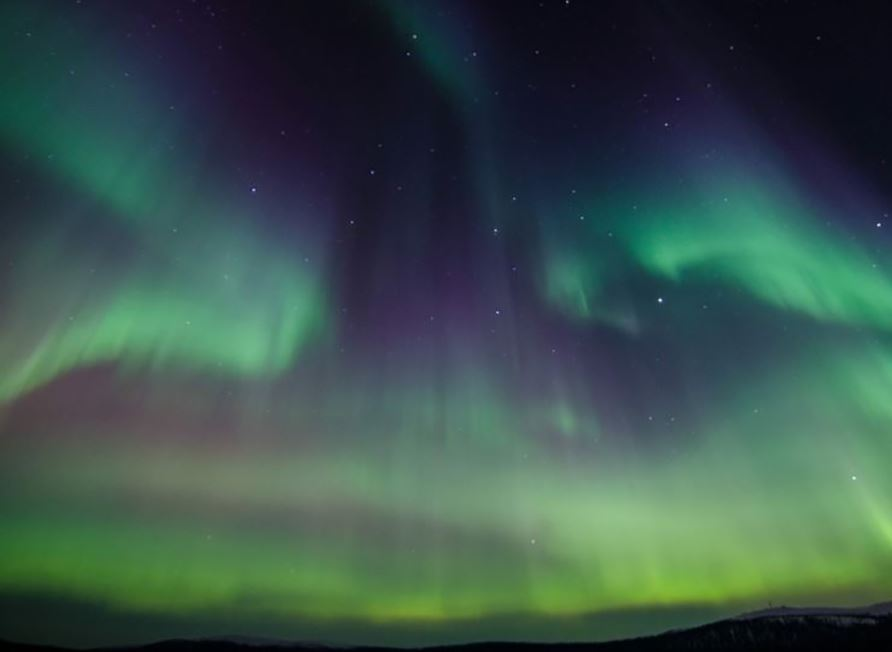 Northern Lights in the Northwest: Photo of the Week