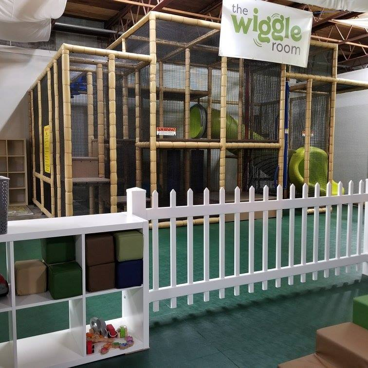 The Wiggle Room, Portland, Oregon